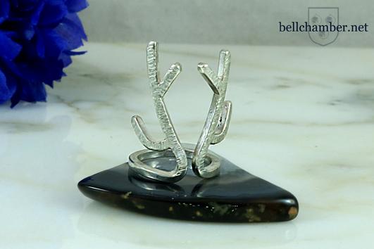 Custom Antler Rings