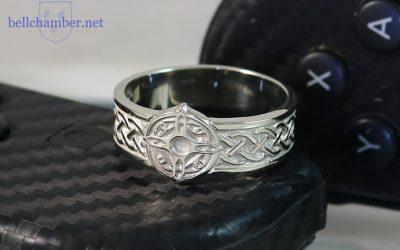 Ring of Mara Celtic Loveknot