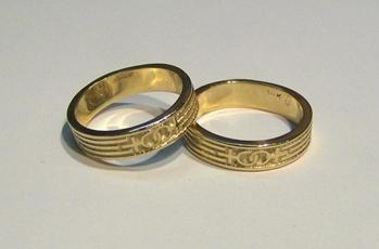 Double Venus Ring
