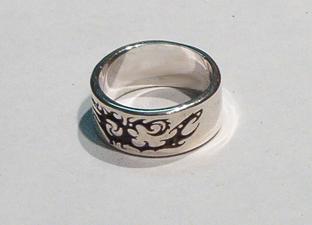 Scythian Dragon Ring