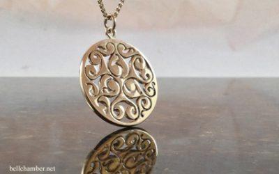 Brentfordshire Celtic Spiral Pendant