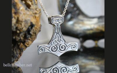 Thor's Hammer Ragnarok Pendant