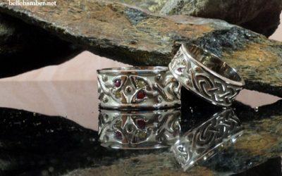 Stráice Dianne Loveknot Ring