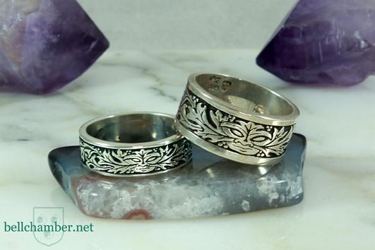 Greenman Rings