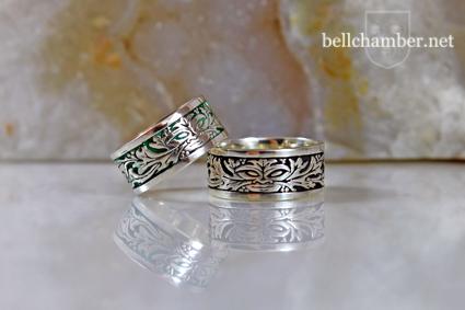 10mm Greenman rings