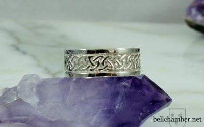 Dimma Loveknot Ring