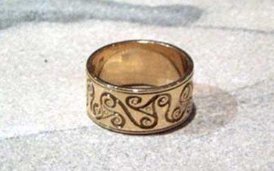 Amphreville Triskele Ring