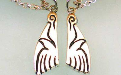 Birds of a Feather Pendants