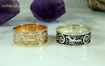 Odin & Sleipnir Ring