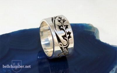Oak Druid Ring