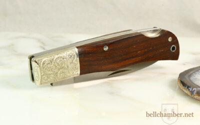 Custom Lock-back Knife